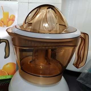電動榨橙汁機