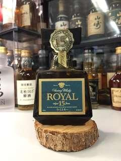 Suntory Royal 15年 50ml 酒辦