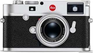Leica M10 Silver w/ Grip