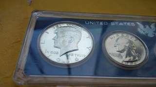 1966 美國套裝幣