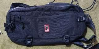 Chome sling bag