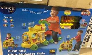 小象火車玩具