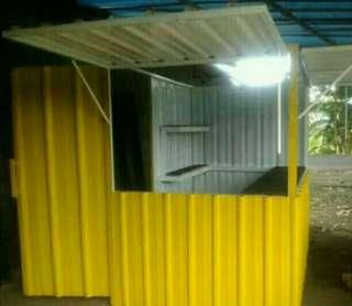 STAND COYNTAINER/