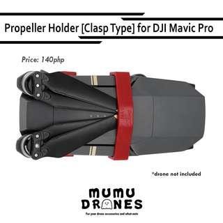 Propeller Holder Clasp-Type for DJI Mavic Pro