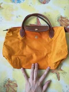 Mini Foldable Longchamp Bag