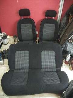 Seat gino l7 checkers untuk kelisa
