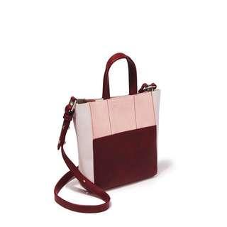 🆕 Edie Tote Mini - Soft Pink