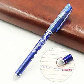 1 PCS Gel Pens is Removed by Fric Tion Office Stationery Unisex Pen Erasable Pen Unisex 0.5 Gel Pen Learning Essential