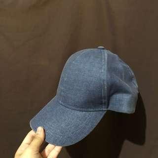 Rubi Cap - Blue jeans