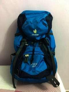 Deuter Backpack Fox 30 - Turquoise Midnight
