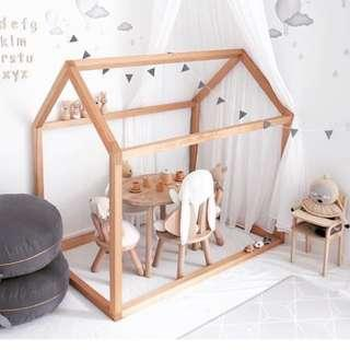 Single Bed Frame Classic