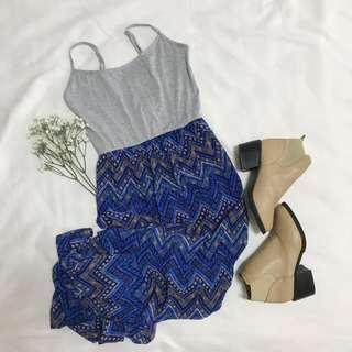 *BNWT* F21 Maxi Spag Dress