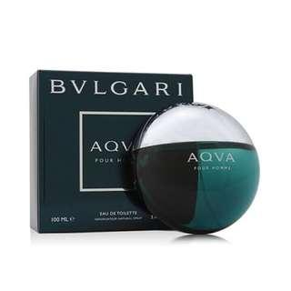 Bvlgari 寶格麗AQVA Pour Homme 水能量男士香水100ml
