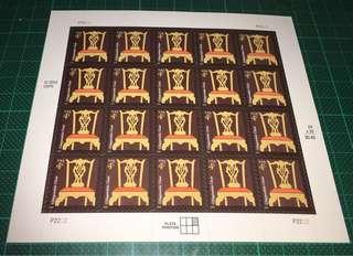 2003 美國 自動黏貼 郵票