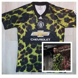 Manchester United EA 4th Kit Jersey