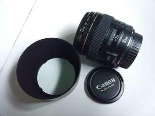 Canon EF 85mm F1.8
