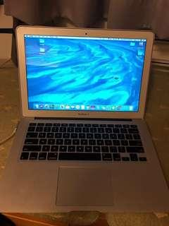MacBook Air 13 inch 256G Mid-2011 可換PS4