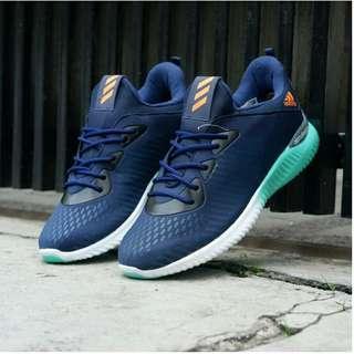 Adidas Alphabounce size 44/43 - TIDAK BARTER - TIDAK NEGO