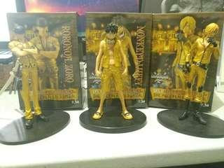 One Piece Monster Trio (One Piece Gold)