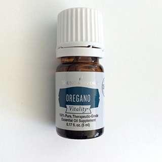 Young Living Oregano Vitality Essential Oil 5ml