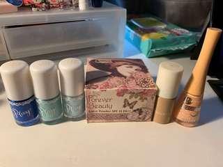Etude House / Innisfree / Bourjois Nail Polish, Beauty Cottage Powder /