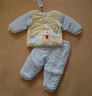 嬰幼兒衣服 冬 12-18 個月