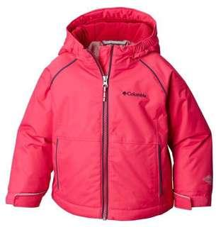 Columbia Girl's Toddler Alpine Action II Jacket (4T)