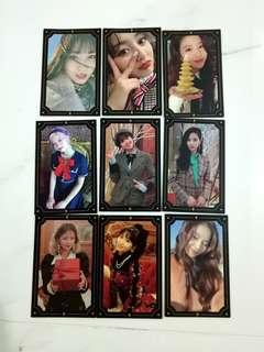 twice the year of yes photocards instock