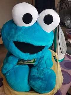 Cookie Monster soft toy
