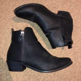 ❤️Black Boots