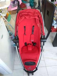 Quinny Xtra2 with maxi cosi