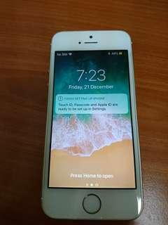 Iphone 5s 16gb a1530