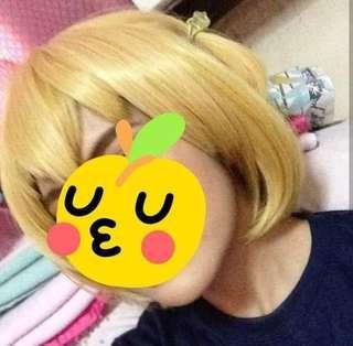 Yachi Hitoka Cosplay Wig Haikyuu