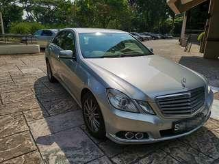 Mercedes-Benz E300 for rent/lease