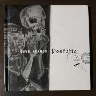 Dave Mckean Postcard from Vienna - artbook