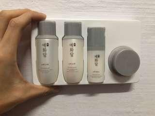 The Face Shop Yehwadam skin care set