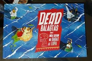 Dead Balagtas -Mga Sayaw ng Dagat at Lupa