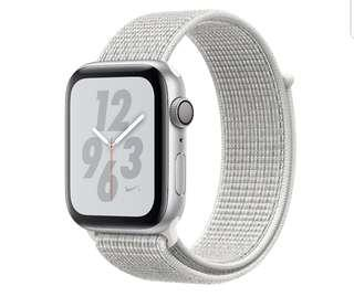 Apple Watch Nike+Silver Aluminium Case (Sealed)