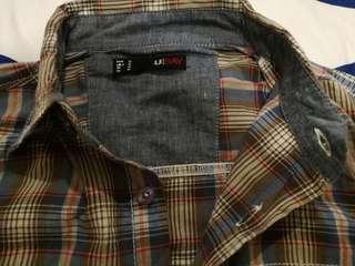 New Union Bay U Bay Long Sleeve 2 Pocket Shirt #XMAS50