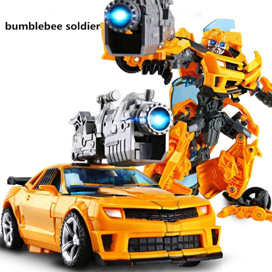 2019 Transformers Movie Characters Model Toy Figure