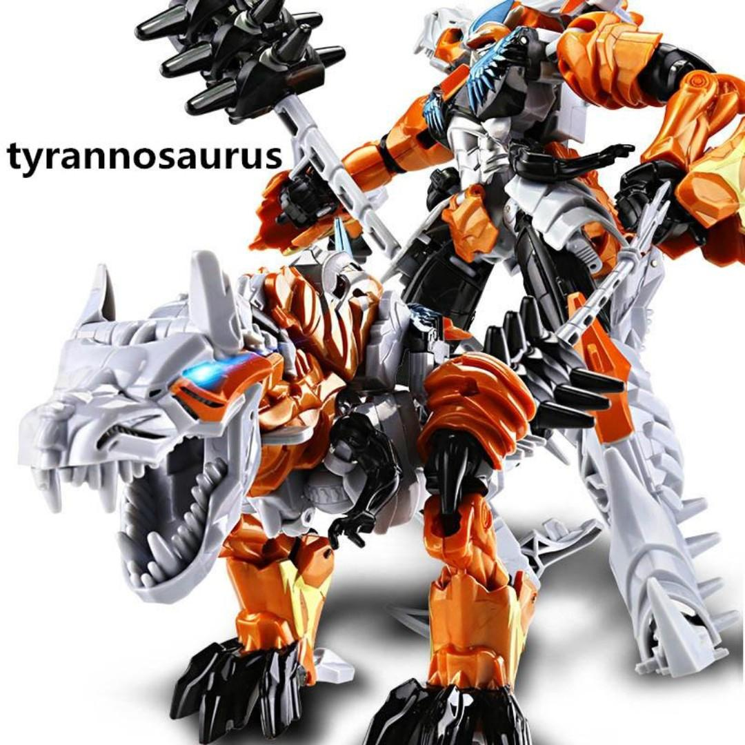 2019 Transformers Movie Characters Model Toy Tyrannosaurus