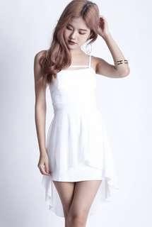 Topazette Asymmetrical Hermione Dress