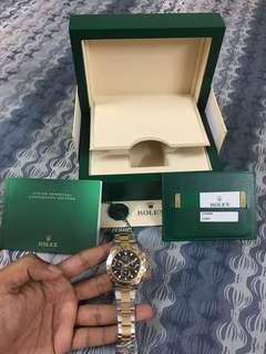 Rolex Daytona 116503 With Certificate's,Box and 5 years warranty.