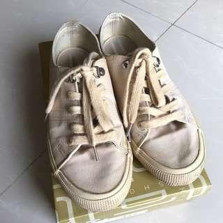 North Star Light Brown Basic Sneakers