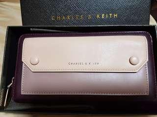 CHARLES & KEITH LONG WALLET CK6-10770178