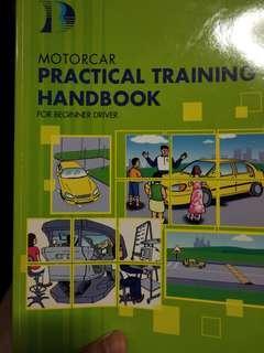 Motorcar practical training handbook