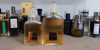 Tom ford For men 100ml and 50ml