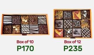 Brownies For Christmas or Give Away