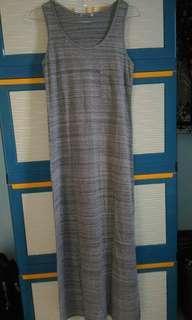 Grey Longdress