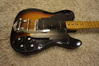 Telecaster / Jazzmaster Hybrid Electric Guitar